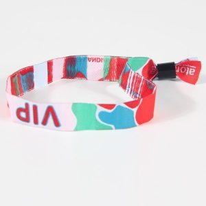 Bracelet Bracelet en tissu tissé personnalisé